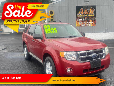 2009 Ford Escape for sale at A & R Used Cars in Clayton NJ