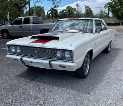 1967 Dodge Coronet for sale at COUNTRYSIDE AUTO SALES in Russellville KY