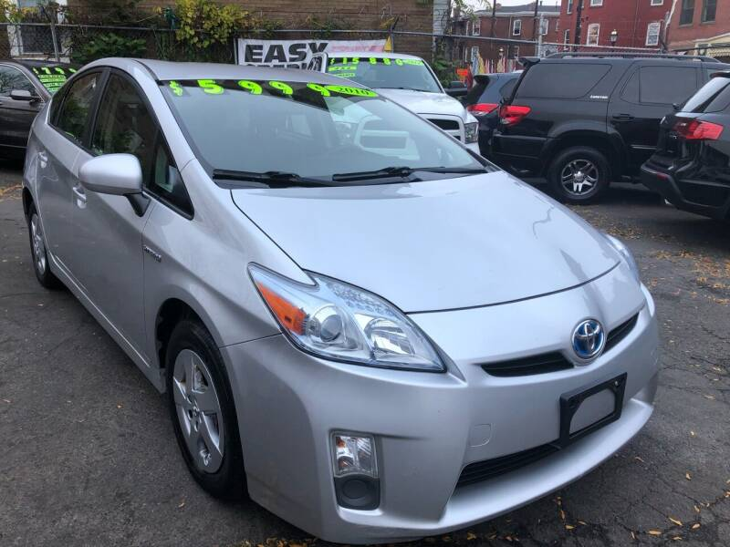 2010 Toyota Prius for sale at James Motor Cars in Hartford CT