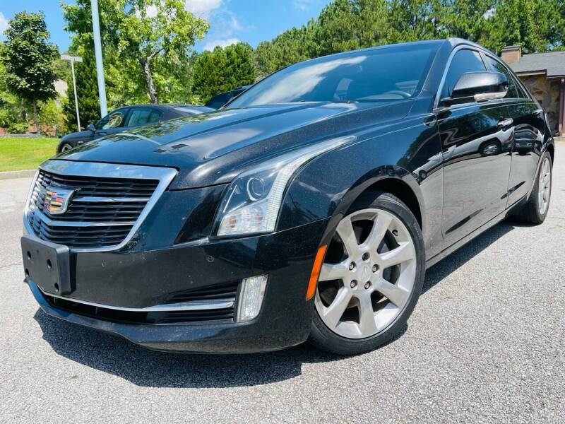 2015 Cadillac ATS for sale at Classic Luxury Motors in Buford GA