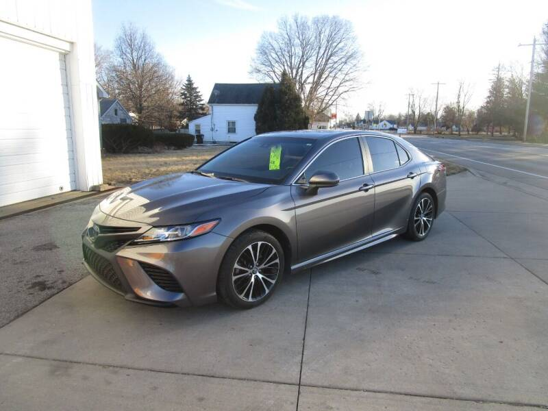 2018 Toyota Camry for sale at Dunlap Motors in Dunlap IL