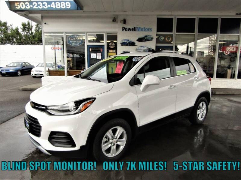 2017 Chevrolet Trax for sale in Portland, OR