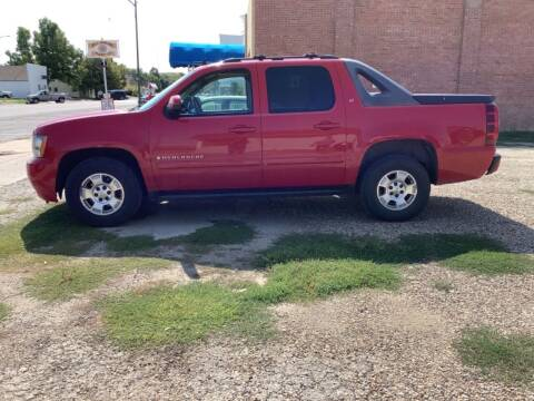 2007 Chevrolet Avalanche for sale at Paris Fisher Auto Sales Inc. in Chadron NE