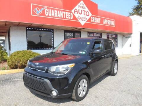 2015 Kia Soul for sale at Oak Park Auto Sales in Oak Park MI