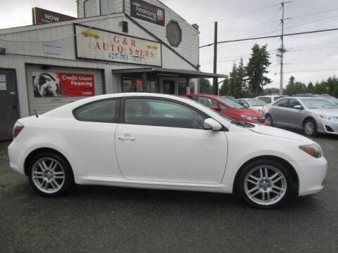 2010 Scion tC for sale at G&R Auto Sales in Lynnwood WA