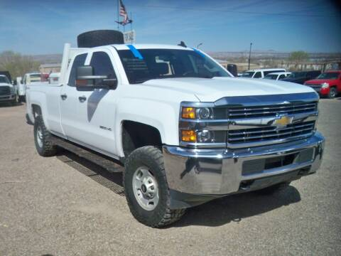 2015 Chevrolet Silverado 2500HD for sale at Samcar Inc. in Albuquerque NM