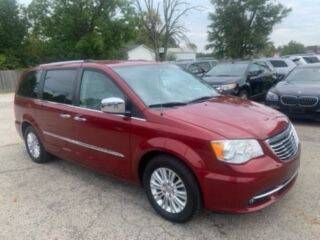 2012 Chrysler Town and Country for sale at Stiener Automotive Group in Columbus OH