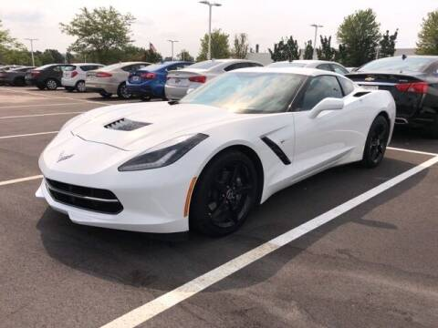 2015 Chevrolet Corvette for sale at Karl Pre-Owned in Glidden IA