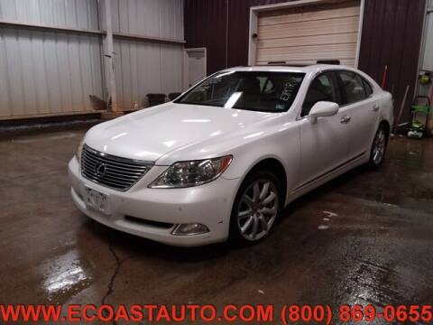 2007 Lexus LS 460 for sale at East Coast Auto Source Inc. in Bedford VA