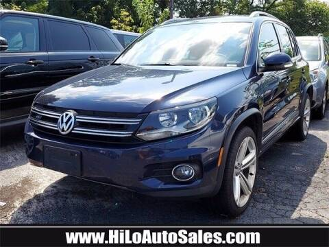 2016 Volkswagen Tiguan for sale at BuyFromAndy.com at Hi Lo Auto Sales in Frederick MD