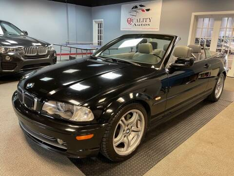 2001 BMW 3 Series for sale at Quality Autos in Marietta GA