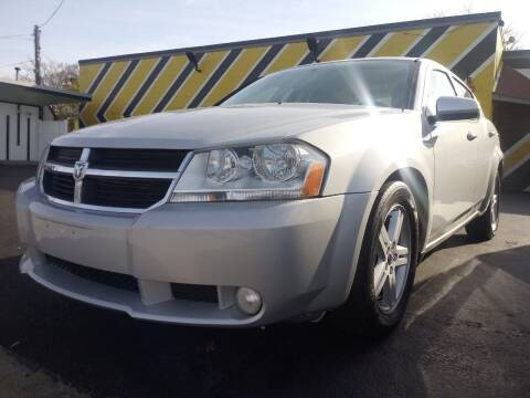 2010 Dodge Avenger for sale at MIRACLE AUTO SALES in Cranston RI
