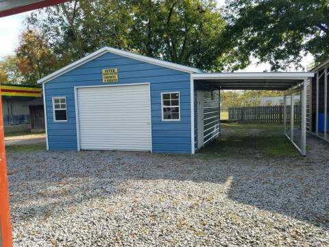 Z-- EARL'S MANCAVE W/LEAN-TO Z---Earl's Mancave w/Lean-to for sale at Rocky Mount Motors in Battleboro NC