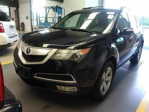 2010 Acura MDX for sale at Cj king of car loans/JJ's Best Auto Sales in Troy MI