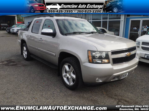 2007 Chevrolet Avalanche for sale at Enumclaw Auto Exchange in Enumclaw WA