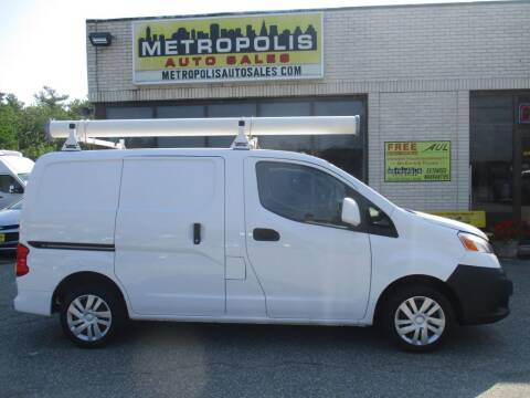 2019 Nissan NV200 for sale at Metropolis Auto Sales in Pelham NH