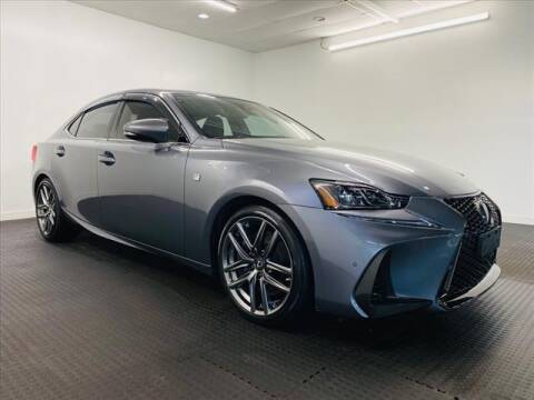 2019 Lexus IS 350 for sale at Champagne Motor Car Company in Willimantic CT