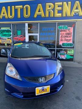 2010 Honda Fit for sale at Auto Arena in Fairfield OH