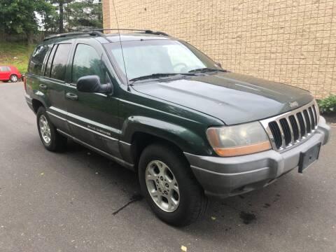 2001 Jeep Grand Cherokee for sale at Z Motorz Company in Philadelphia PA