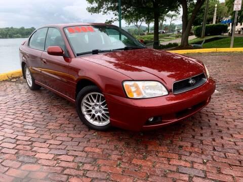 2004 Subaru Legacy for sale at PUTNAM AUTO SALES INC in Marietta OH