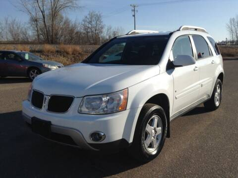 2007 Pontiac Torrent for sale at Steves Auto Sales in Cambridge MN