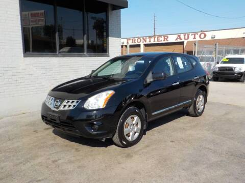 2011 Nissan Rogue for sale at FAIRWAY AUTO SALES, INC. in Melrose Park IL