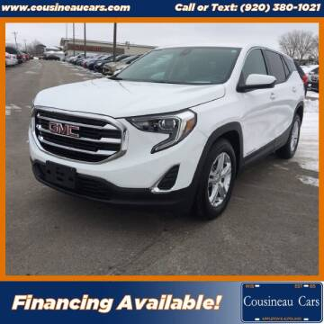 2020 GMC Terrain for sale at CousineauCars.com in Appleton WI