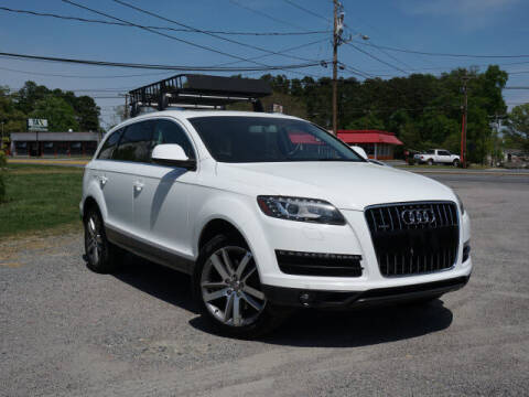 2010 Audi Q7 for sale at Auto Mart in Kannapolis NC