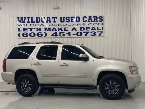 2011 Chevrolet Tahoe for sale at Wildcat Used Cars in Somerset KY
