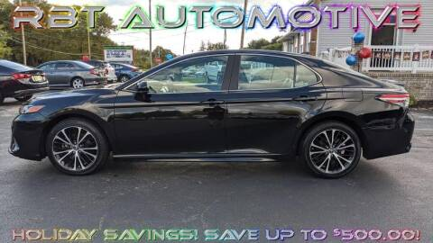 2019 Toyota Camry for sale at RBT Automotive LLC in Perry OH