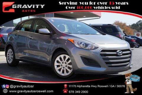 2016 Hyundai Elantra GT for sale at Gravity Autos Roswell in Roswell GA