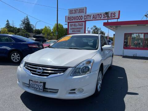 2012 Nissan Altima for sale at Redwood City Auto Sales in Redwood City CA