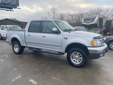 2001 Ford F-150 for sale at Autoway Auto Center in Sevierville TN