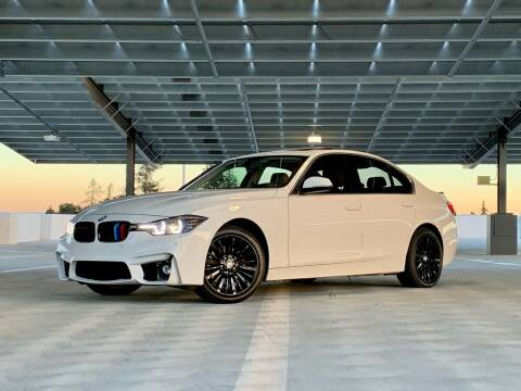 2013 BMW 3 Series for sale at Car Hero LLC in Santa Clara CA