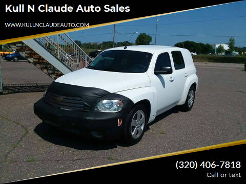 2009 Chevrolet HHR for sale at Kull N Claude Auto Sales in Saint Cloud MN