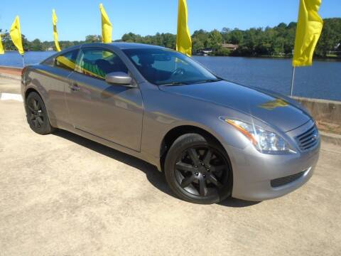 2010 Infiniti G37 Coupe for sale at Lake Carroll Auto Sales in Carrollton GA