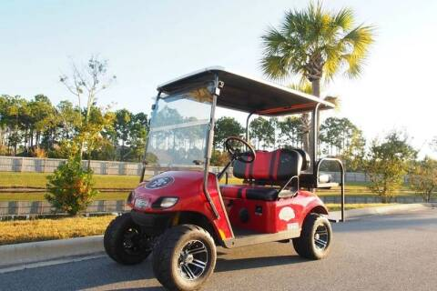 2014 E-Z-GO RXV for sale at Gulf Financial Solutions Inc DBA GFS Autos in Panama City Beach FL