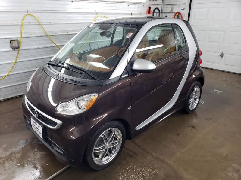 2013 Smart fortwo for sale at De Anda Auto Sales in Storm Lake IA