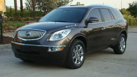 2010 Buick Enclave for sale at Red Rock Auto LLC in Oklahoma City OK