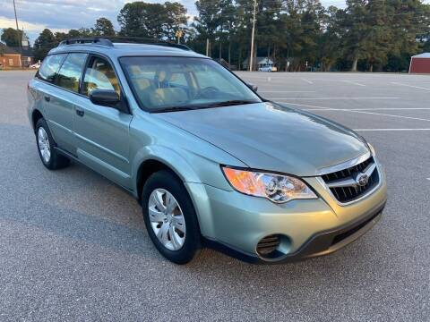 2009 Subaru Outback for sale at Carprime Outlet LLC in Angier NC