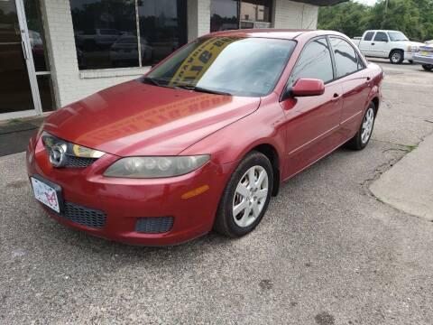 2006 Mazda MAZDA6 for sale at Best Buy Autos in Mobile AL