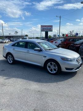 2013 Ford Taurus for sale at Jamrock Auto Sales of Panama City in Panama City FL