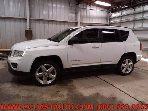 2011 Jeep Compass for sale at East Coast Auto Source Inc. in Bedford VA
