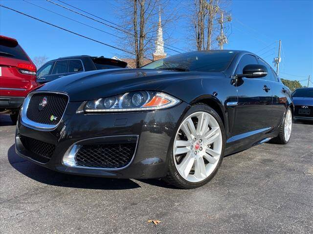 2014 Jaguar XF for sale at iDeal Auto in Raleigh NC
