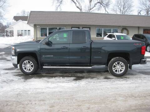 2019 Chevrolet Silverado 1500 LD for sale at Greens Motor Company in Forreston IL