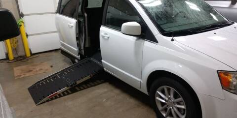 2019 Dodge Grand Caravan for sale at Handicap of Jackson in Jackson TN
