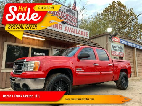 2012 GMC Sierra 1500 for sale at Oscar's Truck Center, LLC in Houston TX