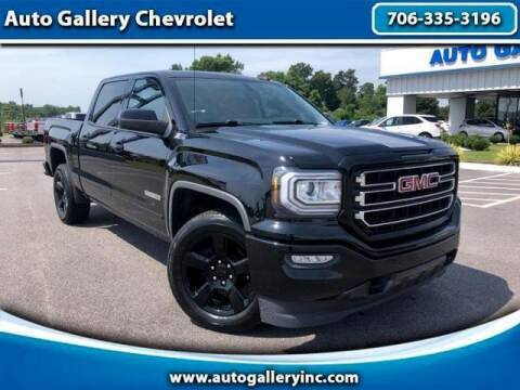 2018 GMC Sierra 1500 for sale at Auto Gallery Chevrolet in Commerce GA