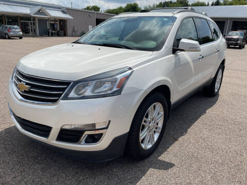 2015 Chevrolet Traverse for sale at Blake Hollenbeck Auto Sales in Greenville MI
