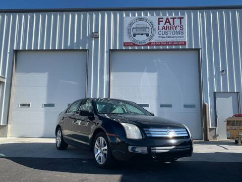 2008 Ford Fusion for sale at Fatt Larry's Customs in Sugar City ID